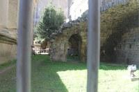 Restes del castell dels Motcada