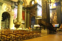 Catedral interior