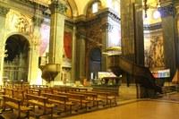 Nau central de la catedral