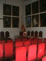 sala de la columna