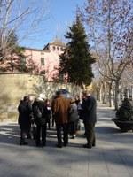 Ruta sobre el llibre Laura a la ciutat dels Sants