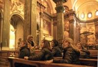 Visita guiada al centre històric - interior de la catedral