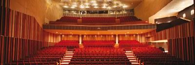 Vista interior del teatre