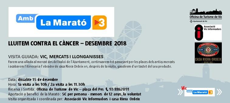 marató TV3 2018